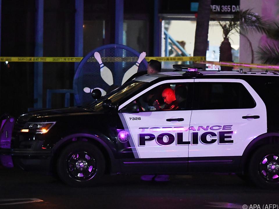 Drei Menschen wurden in der Bowling-Halle getötet