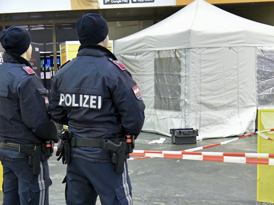 Ein Geschwisterpaar geriet am Hauptbahnhof in Streit