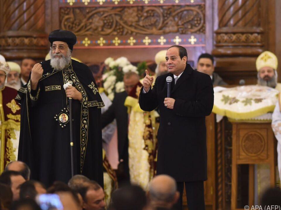 Es entsteht die größte Kirche im Nahen Osten