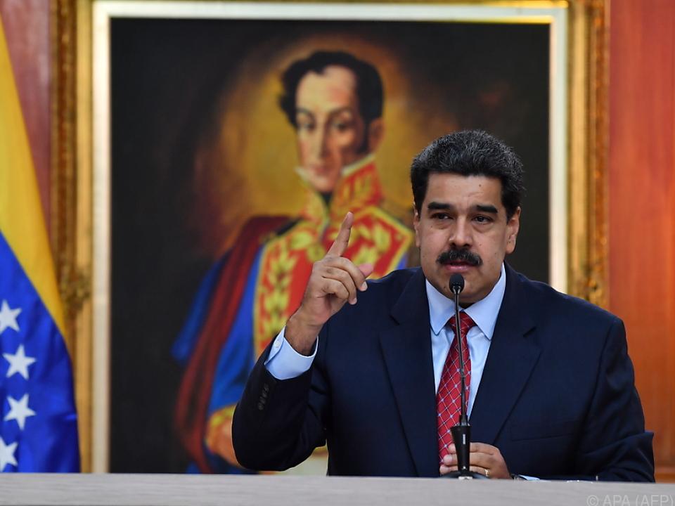 EU-Staaten erhöhen den Druck auf Maduro