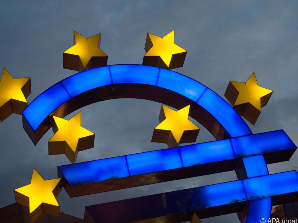 EZB hält am bisherigen Leitzins fest