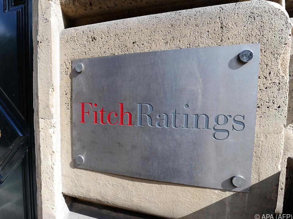 Fitch bestätigte den Ausblick \