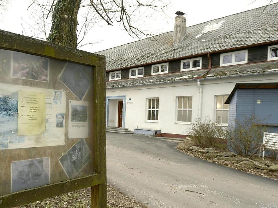 Flüchtlingsunterkunft in Greifenstein