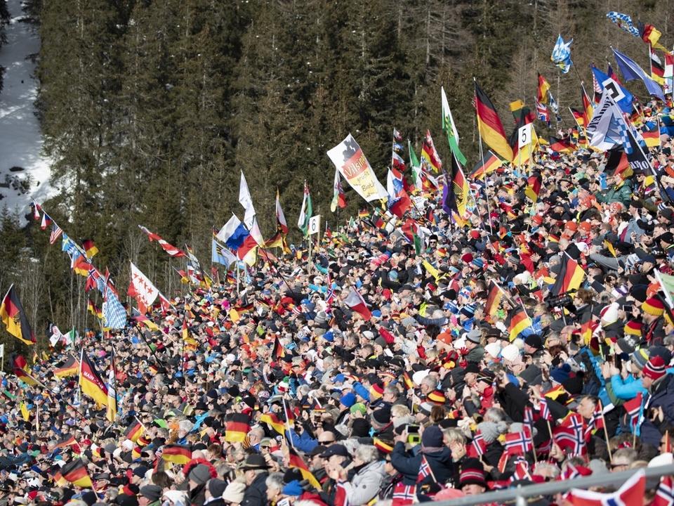 Biathlon 2018 Verfolgung Fans_Antholz_Pursuit_women_26_1_2019_Foto_Manzoni