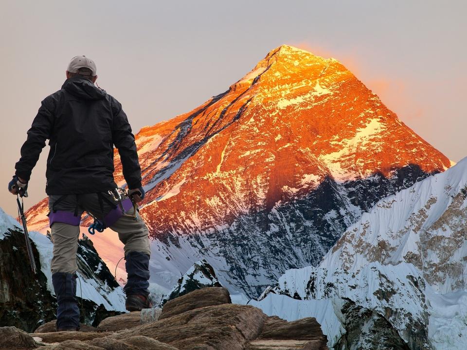 Mount Everest Bergsteigen alpinismus sym messner