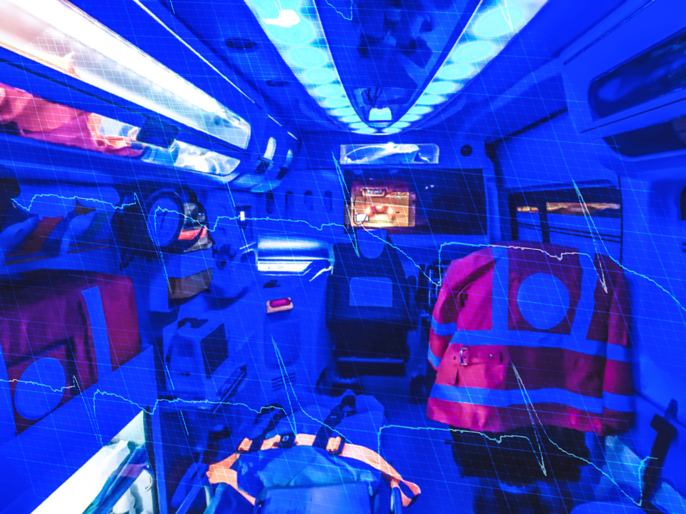 Rettungswagen wk