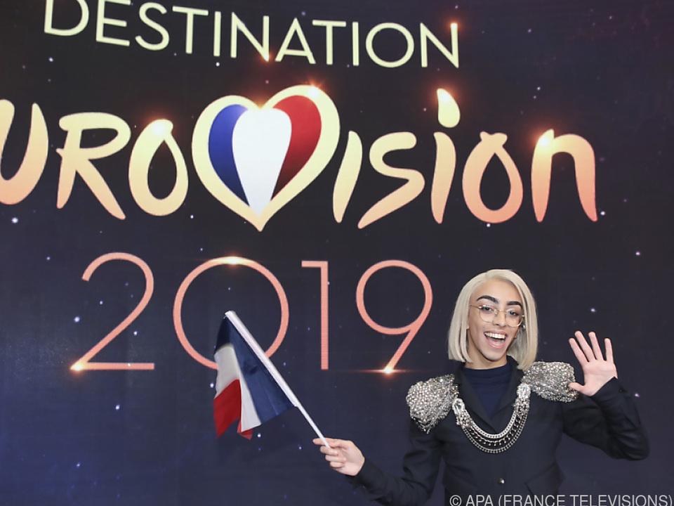 Frankreichs ESC-Hoffnung Bilal Hassani