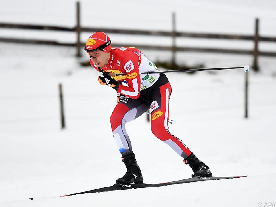 Franz-Josef Rehrl brachte Vorsprung über die Runden