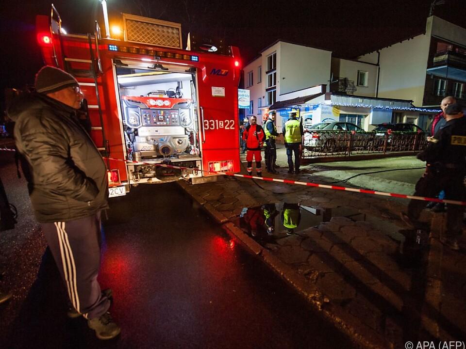 Fünf 15-Jährige kamen in den Flammen um