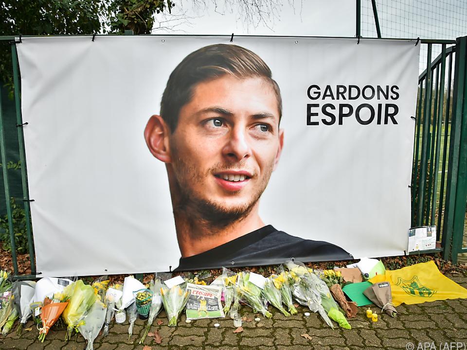 Gedenken an jungen, sympathischen Fußballer