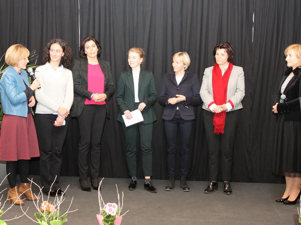 Gesprächsrunde Politikerinnen