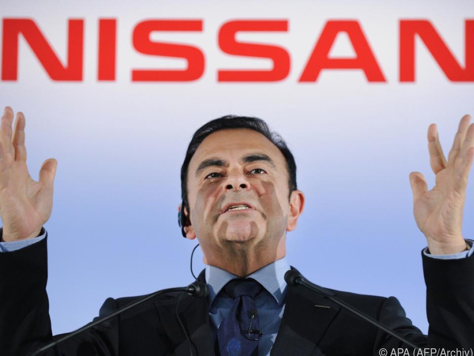 Ghosn wurde Mitte November verhaftet