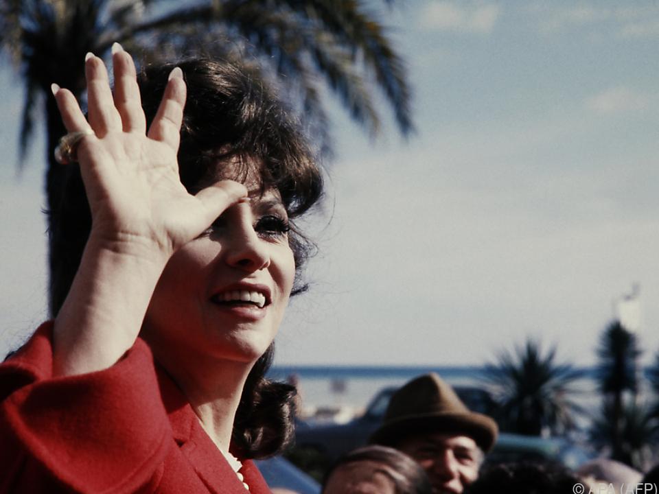 Gina Lollobridgida ist bereits 91