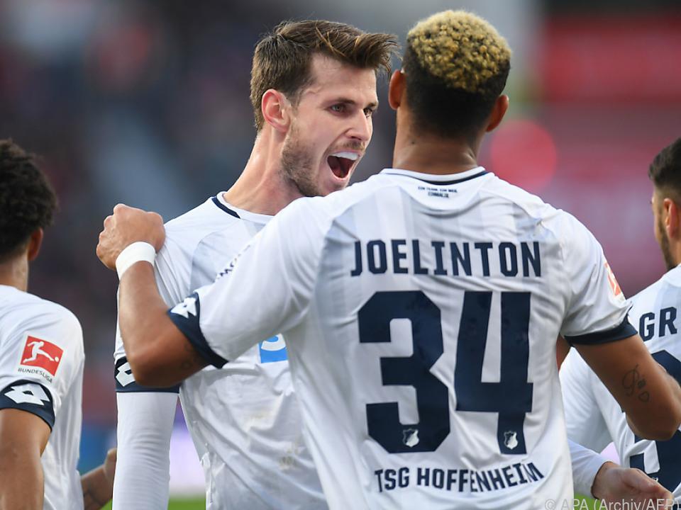 Grillitsch zählt in Hoffenheim zu den Stammspielern