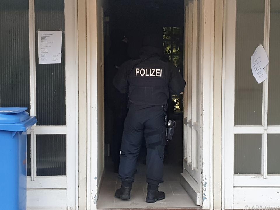 Hausdurchsuchungen fanden u.a. in Schleswig-Holstein statt