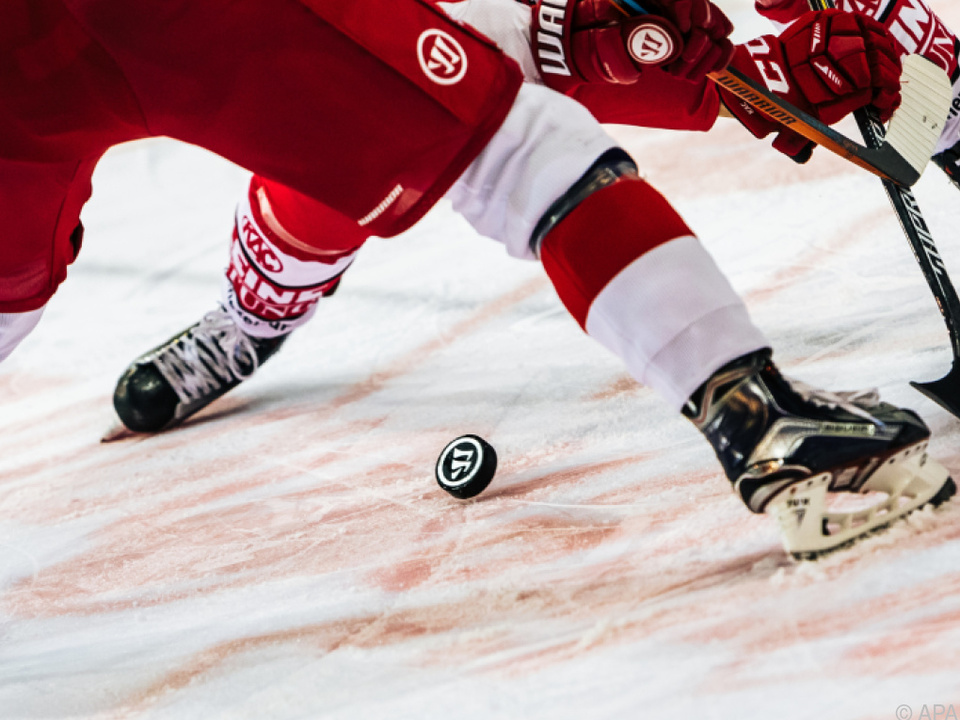 HC Innsbruck besiegte Medvescak Zagreb