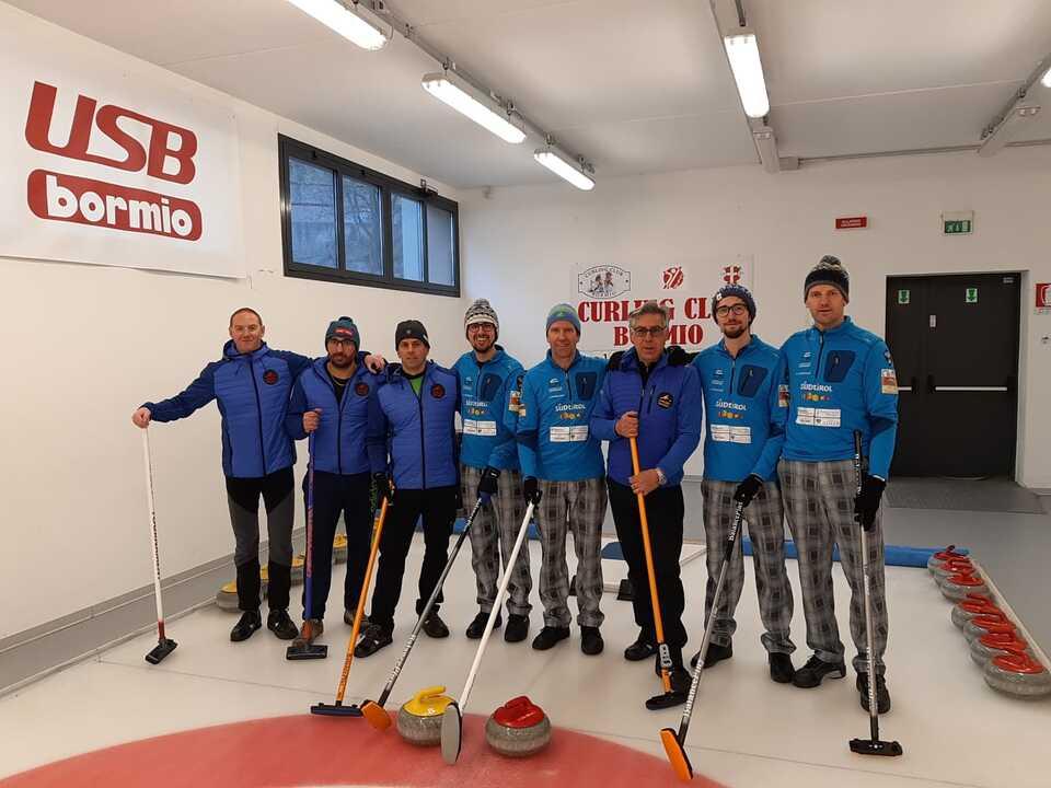 Curling C.C. Niederdorf