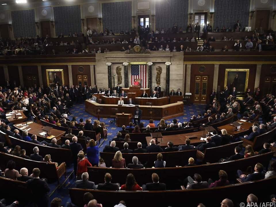 In der US-Regierung herrscht weiterhin Stillstand