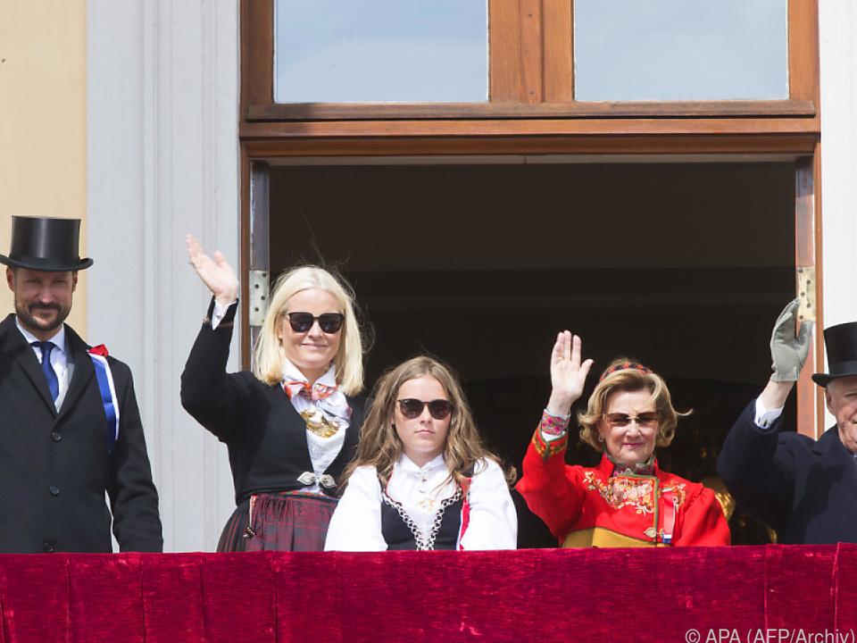 Ingrid Alexandra ist die Nummer zwei der norwegischen Thronfolge