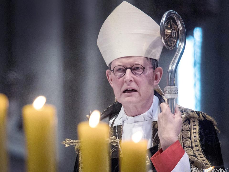Kardinal Woelki zitierte Helene Fischer