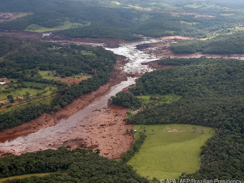 Katastrophe in Brasilien