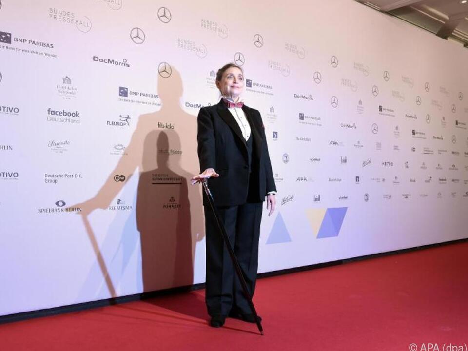 Katharina Thalbach kam in Ost-Berlin zur Welt