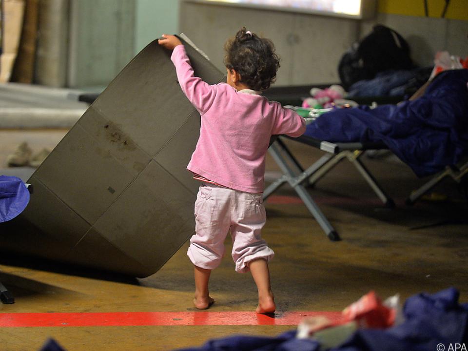 Kinderarmut in Migrantenhaushalten ist hoch
