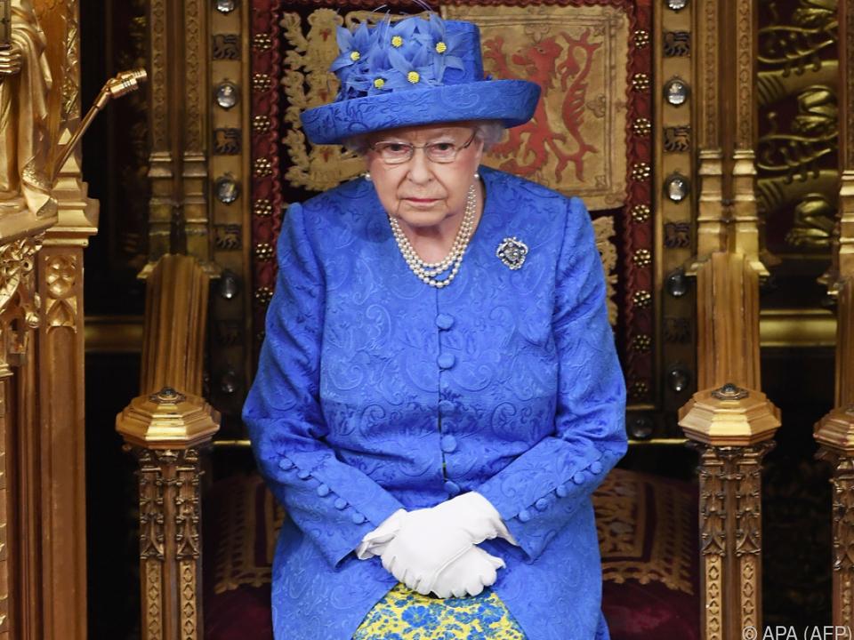 Königin Elizabeth II. bevorzugt \