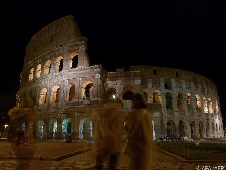 Kolosseum erlebte 2018 einen Besucherboom