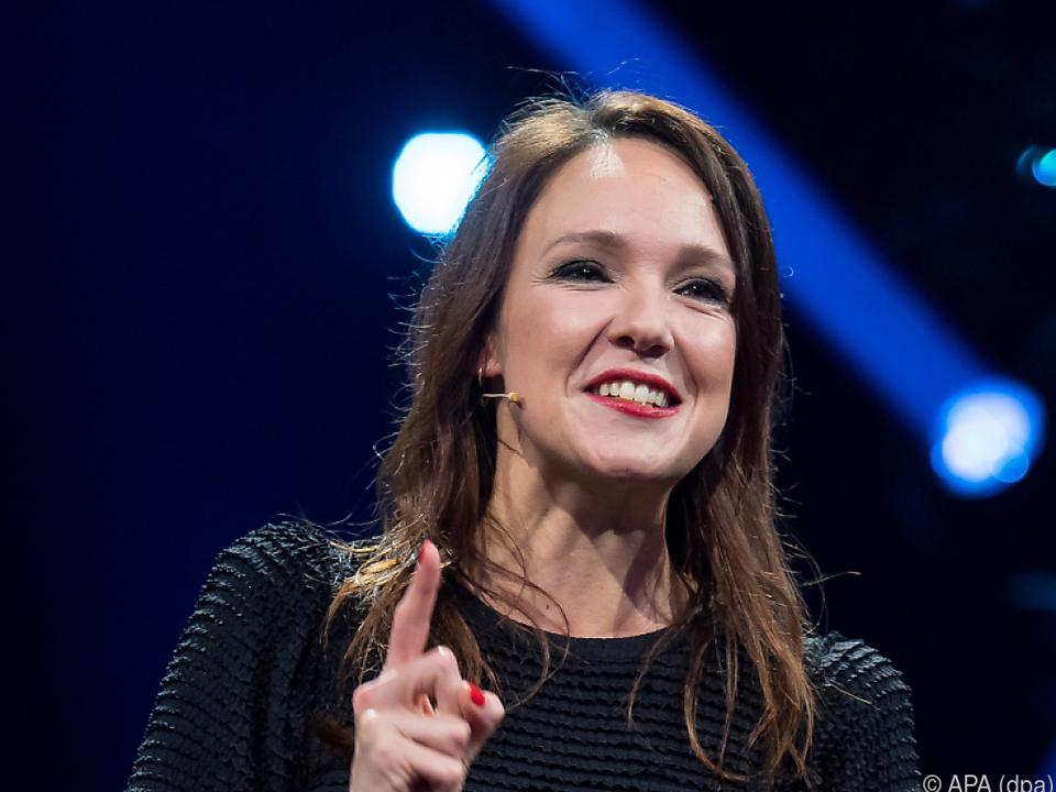 Komikerin Carolin Kebekus machte ihrem Bruder das Leben schwer