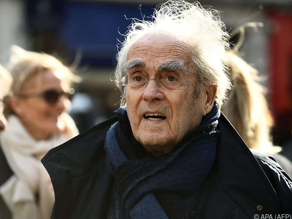 Komponisten-Legende Michel Legrand