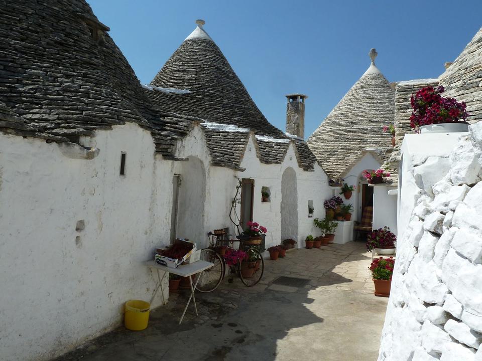 KVW Reisen Apulien