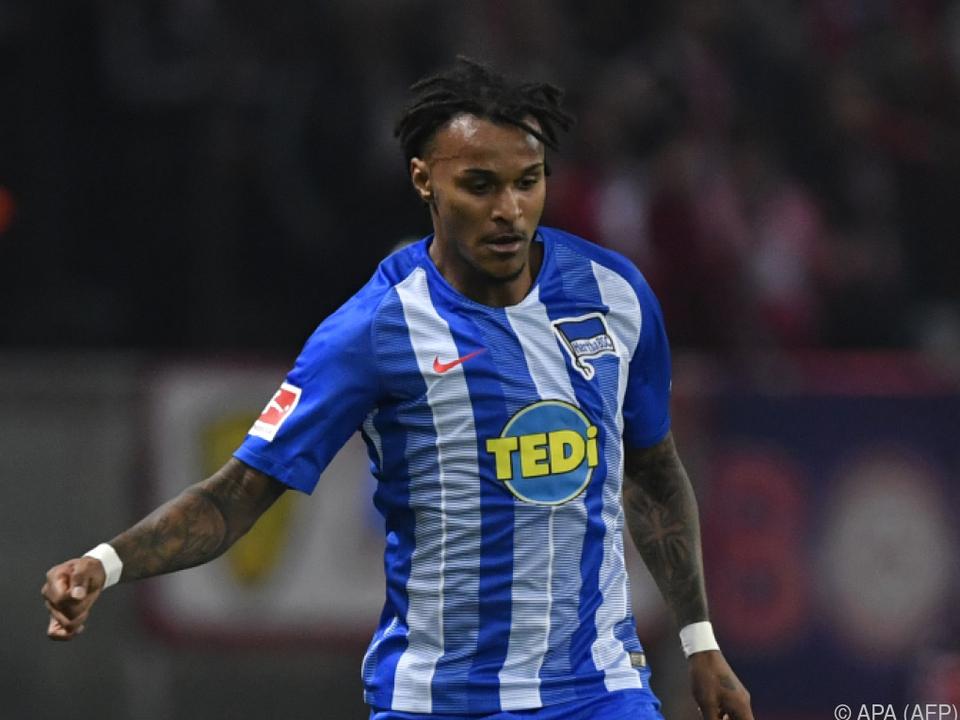 Lazaro bei Hertha und im Team überragend