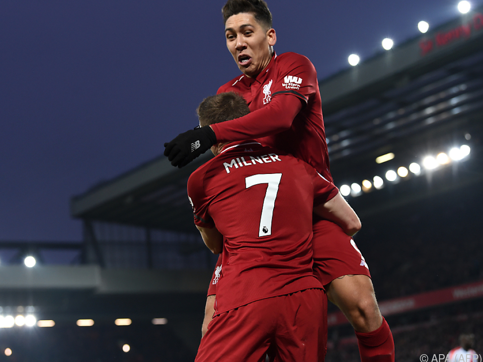 Liverpool entschied das brisante Spiel für sich