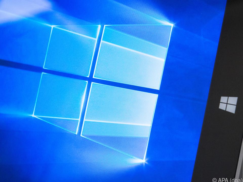 Man sollte seinen Windows gut schützen