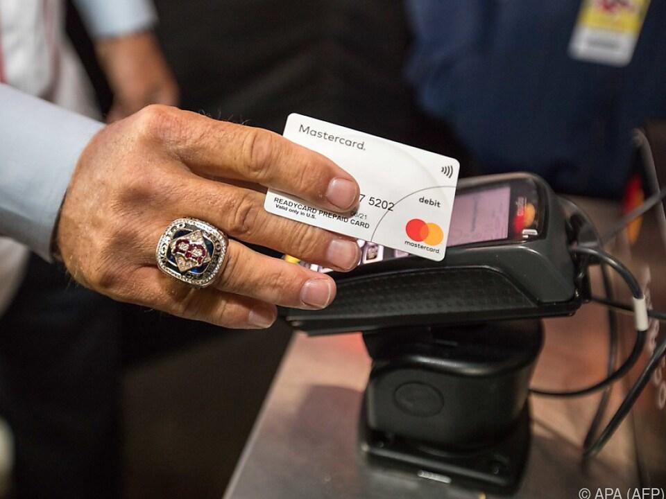 Mastercard soll gegen Kartellrecht verstoßen haben