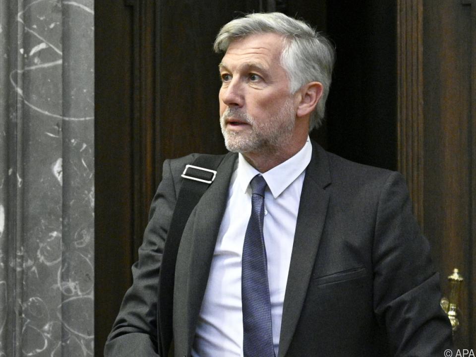 Meischberger will Scheinvertrag unterzeichnet haben