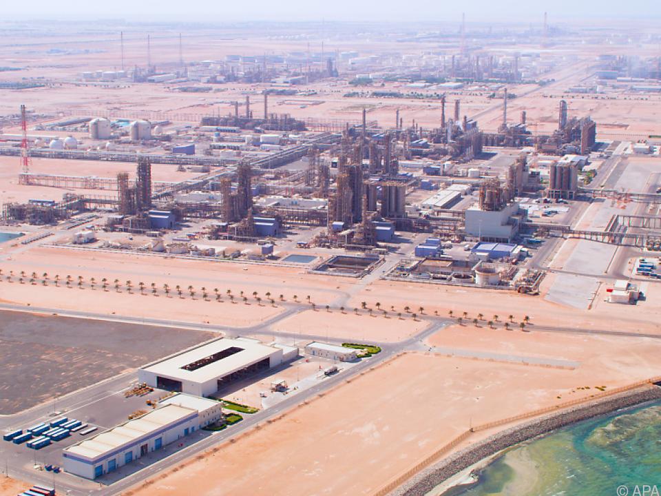 Milliardendeal der OMV in Abu Dhabi