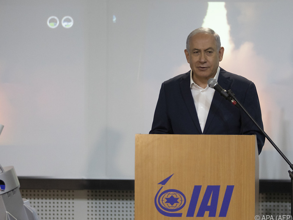 Ministerpräsident Netanyahu gab die Anweisung
