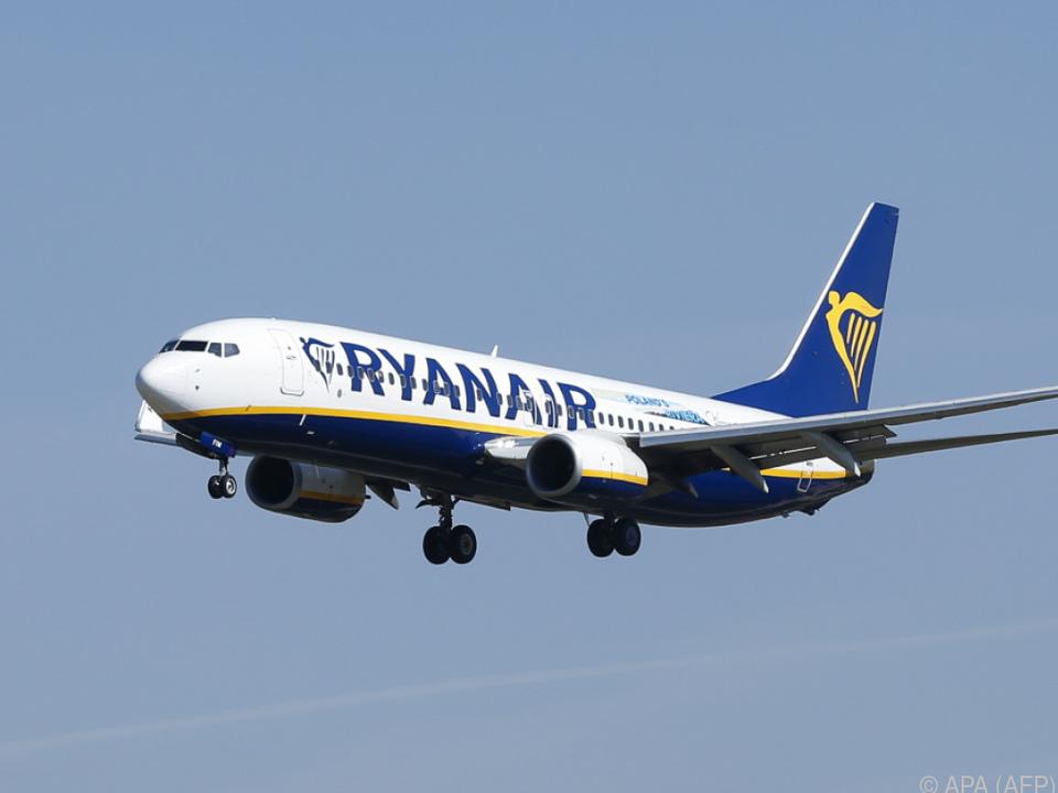 Mit der Lizenz will Ryanair vorsorgen