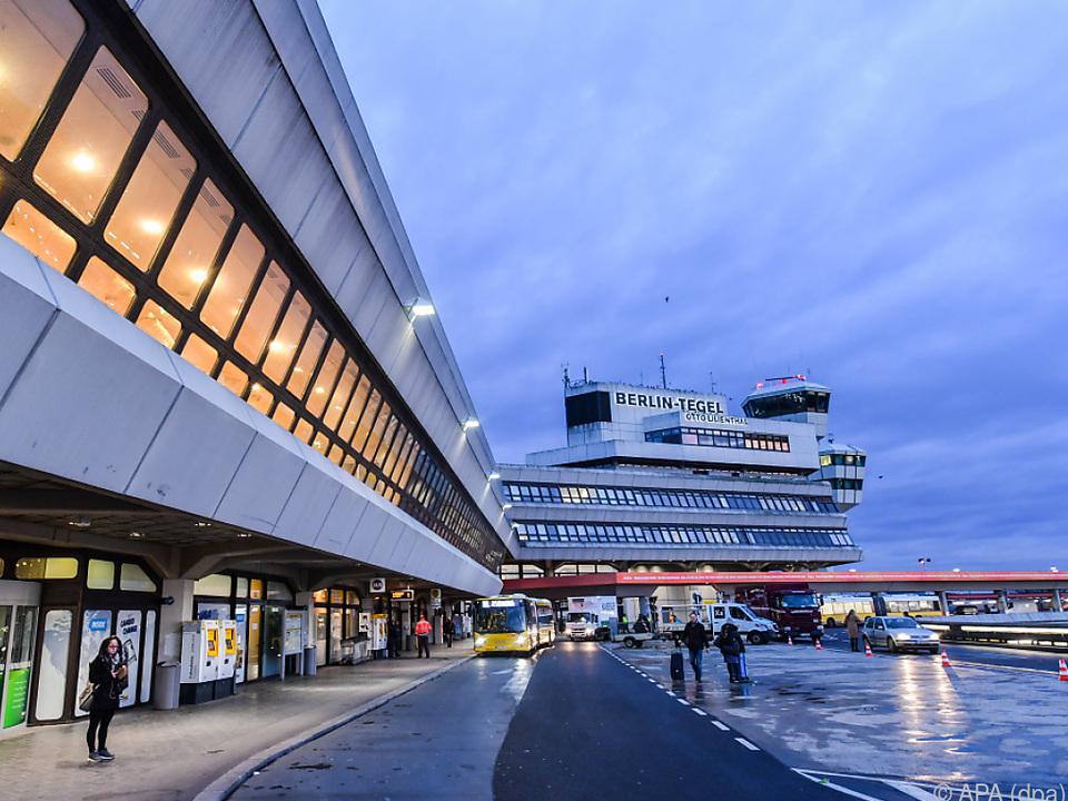 Mit zahlreichen Flugausfällen u.a. in Berlin-Tegel ist zu rechnen