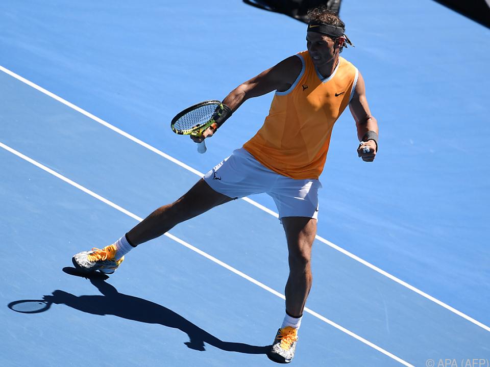 Nadal nahm sich so viel Regenerationszeit wie er brauchte