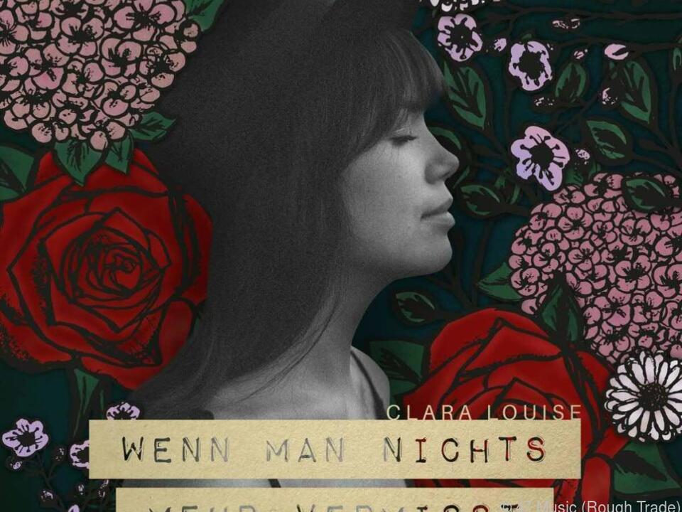 Neben Platte veröffentlicht Clara Louise auch ein Buch