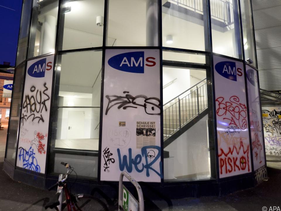 Nicht alle AMS-Kursteilnehmer halten sich an den Wertekodex