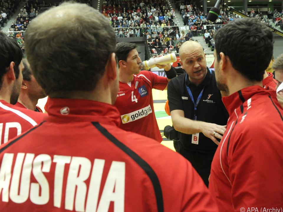Österreichs Handballer wollen aus der EM 2018 lernen
