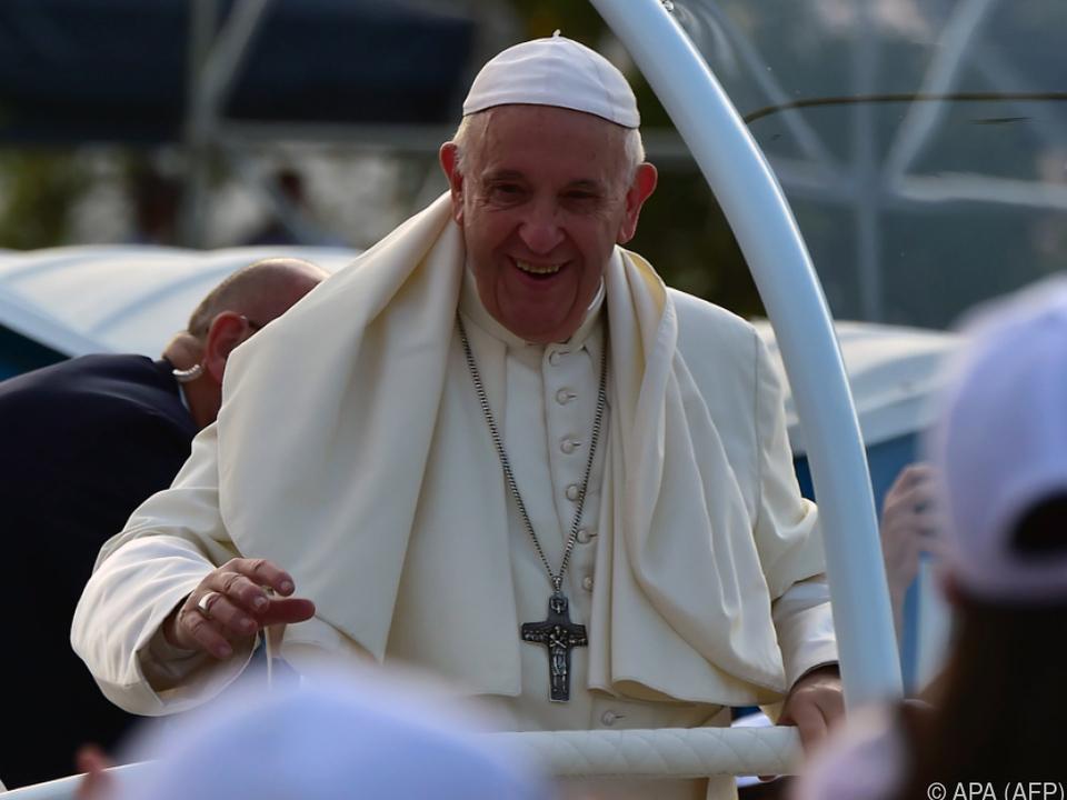 Papst mit wichtigem Schritt im Dialog mit dem Islam