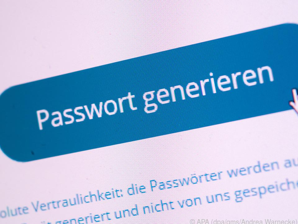 Passwort-Manager erstellen auf Wunsch gleich sichere Passwörter
