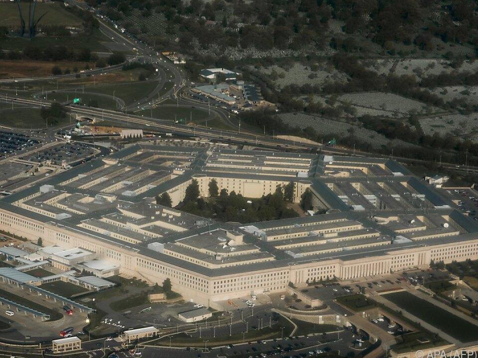 Pentagon vergab Vertrag mit einem Wert von 1,76 Milliarden Dollar
