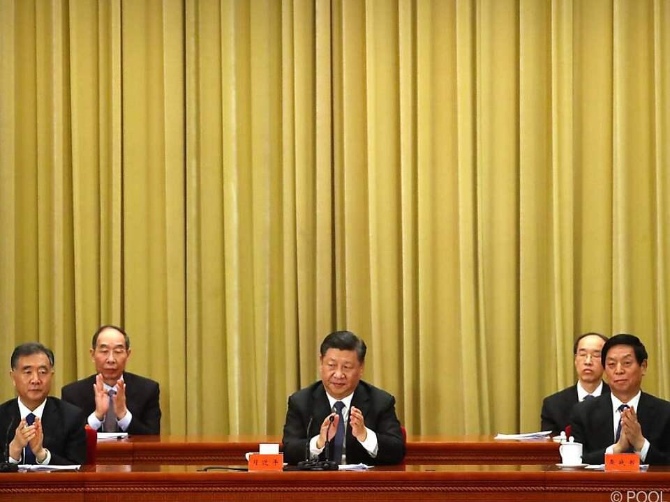 Präsident Xi Jinping könnte alle notwendigen Maßnahmen ergreifen