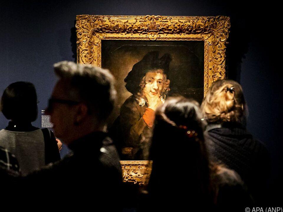 Rembrandt starb vor 350 Jahren